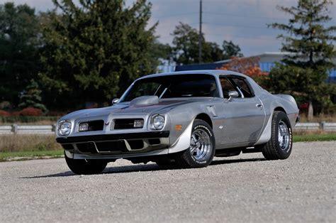 1975 Pontiac Trans Am 1975 pontiac firebird trans am yenko