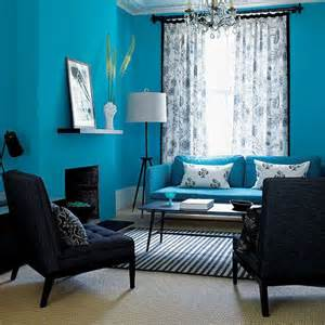 Turquoise Room Decor Modern Decor With Turquoise Walls Picsdecor