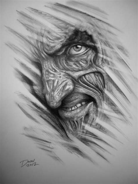 freddy tattoos design trends robert englund as freddy krueger