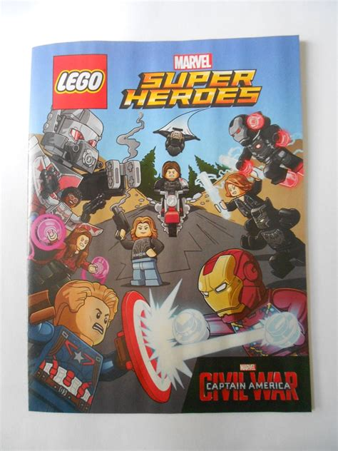 Promo Maianan Lego Brick Heroes review lego heroes airport battle 76051