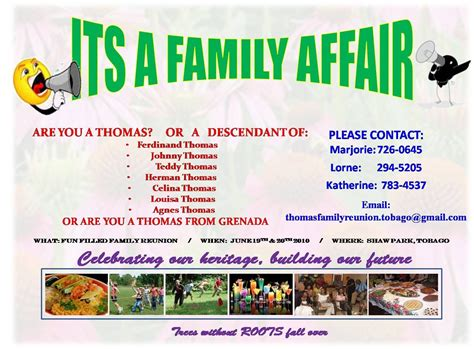 family reunion flyer template reunion flyer photo family reunion web site myheritage