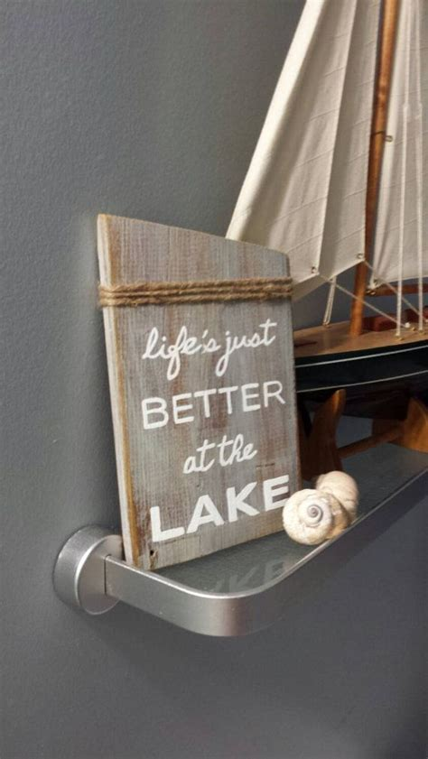 rustic nautical home decor 25 best ideas about rustic lake houses on pinterest