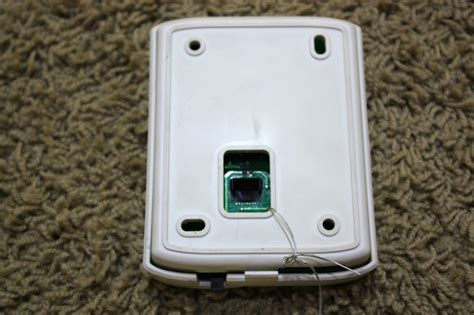 duo therm comfort control thermostat rv interiors used duo therm comfort control 5 button