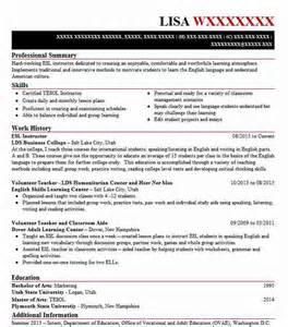 ged resume exles in utah livecareer