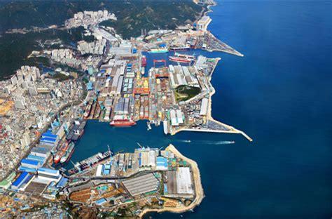 Hyundai Shipyard by Ilsan Ulsan 일산해수욕장 울산 Official Korea Tourism