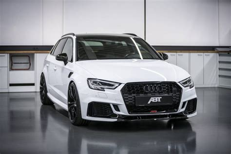 Audi Rs6 Abt Price by Official Abt Audi Rs3 With 500hp Gtspirit