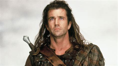 Mel Gibson Tells To by Mel Gibson Muses Cinematic The List