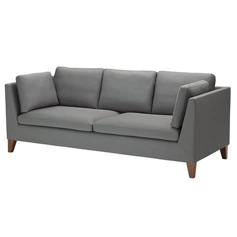 ikea stockholm sofa stockholm three seat sofa from ikea scandi