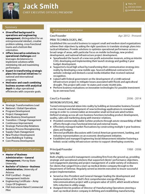 Professional Curriculum Vitae Template by Cv Templates Professional Curriculum Vitae Templates
