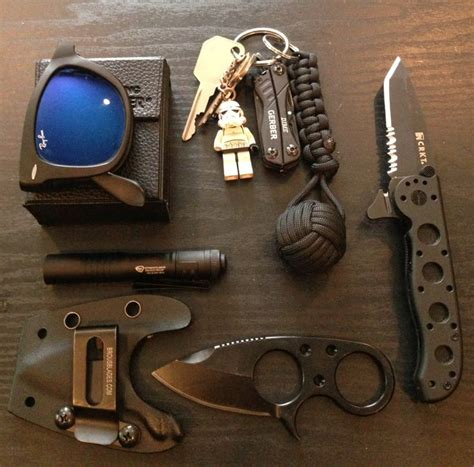 Kapak Survival Kit Edc Devense Black 17 best images about every day carry edc on