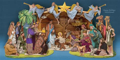 printable nativity scene christmas cards image gallery nativity scenes christmas card