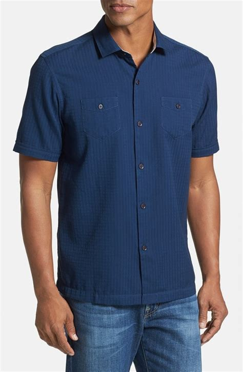 Original Gq Mens Modern Fit Sleeve Kemeja Shirt White 9zsaid bahama soundwave island modern fit sleeve