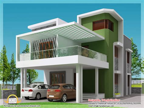 affordable modern house simple modern house plan designs