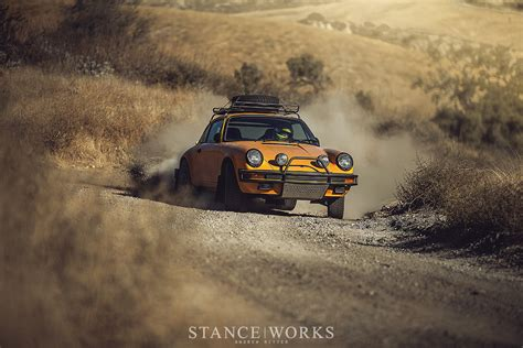 safari porsche the road less traveled the making of luftauto s safari