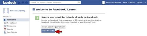 Search Fb Account By Email 3 Steps To Getting Started On