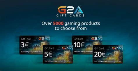 G2a Gift Card Code - g2a gift card vanaf 5 direct geleverd