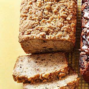 better homes and gardens bread recipies banana nut bread