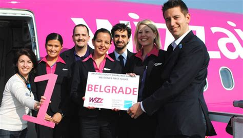 Wizz Air Cabin Crew Salary by Wizz Air Serbia