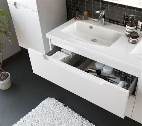 meuble de salle de bain allibert