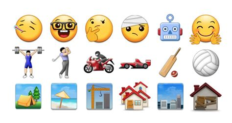 new emojis android new and altered emojis are on the samsung galaxy s7 talkandroid
