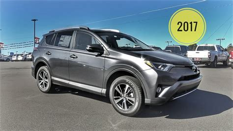 rav4 xle 2017 toyota rav4 xle suv in depth review feature