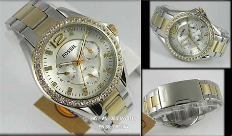 Jam Tangan Wanita Original Fossil Es3204 jam tangan original fossil es3204 katalog jam fossil wanita