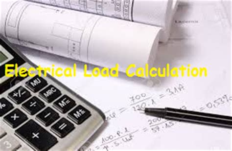 load calculation for house wiring electrical load calculation in a house by using simple formula electrical tutorials