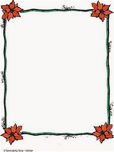 programas para decorar hojas word marcos o bordes navide 241 os con acebo para imprimir gratis