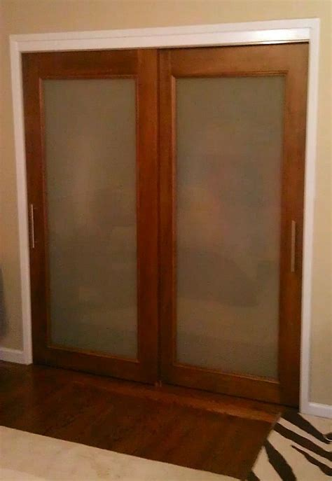 Glass Closet Doors 9 Best Images About Sliding Closet Doors On Wood Doors Walls And Interior Doors