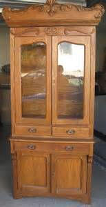 for sale antique hutch