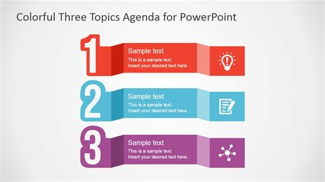 Free Powerpoint Template For Agenda Design Slidemodel Template In Powerpoint