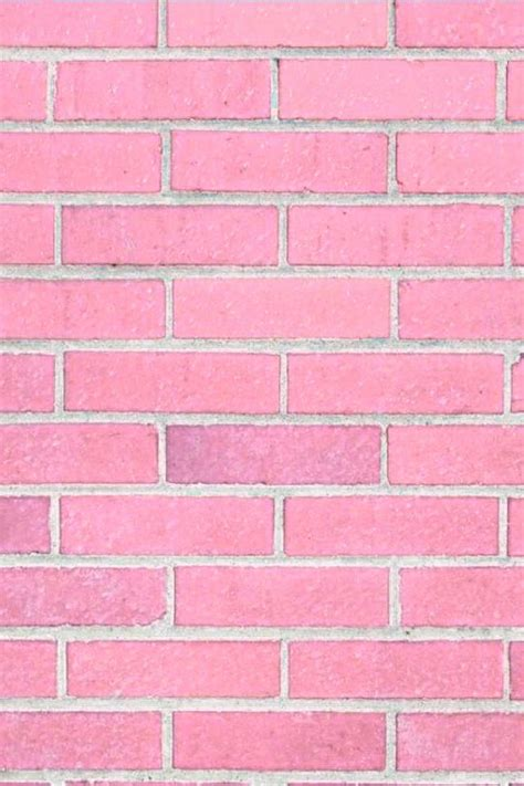 pink brick wall pink bricks for wallpaper backgrounds pinterest
