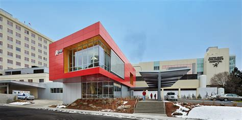 rex hospital emergency room 5 gorgeous hospitals that show how design can improve patients lives co exist ideas