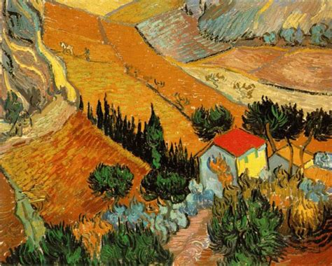 Landscape Paintings Gogh The Landscapes Of Gogh Orwellwasright S Weblog