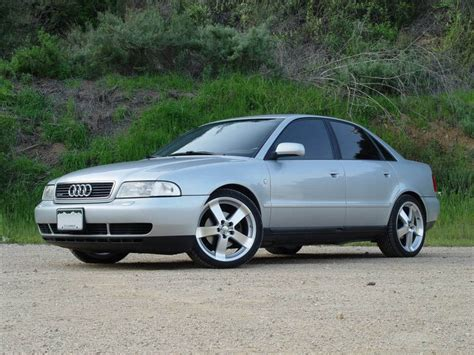 Audi A4 1 8t by 2000 Audi A4 1 8t Review Top Speed