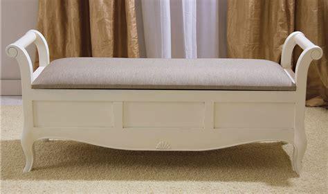 mueble baul banco ba 250 l blanco vintage par 237 s en portobellostreet es