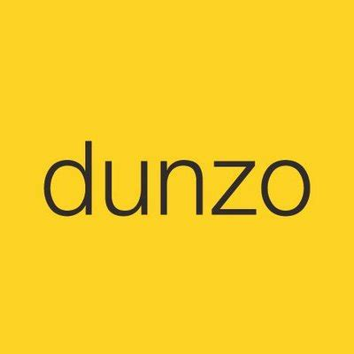 And Dunzo by Dunzo Dunzoit