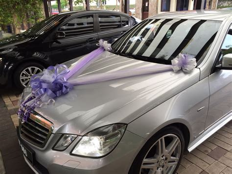 wedding car decorations malaysia providing deco service