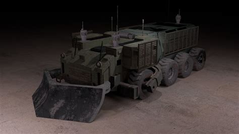 concept armored vehicle 3d model armored vehicle high poly concept cgtrader