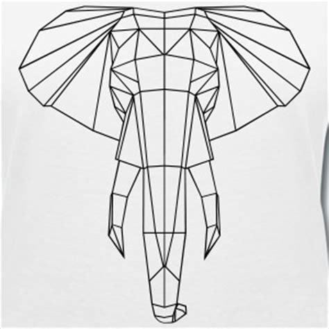 Spreadshirt Design Vorlage Suchbegriff Quot Geometrische Tiere Quot T Shirts Spreadshirt Geometric