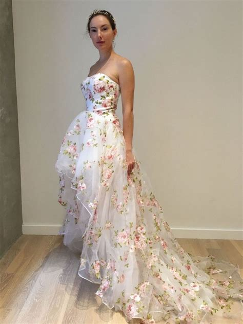 Embroidered Wedding Dress the 25 best embroidered wedding dresses ideas on