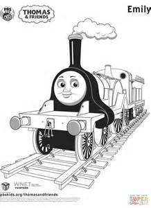 Emily From Thomas Friends Coloring Page Free Printable Percy The Coloring Pages