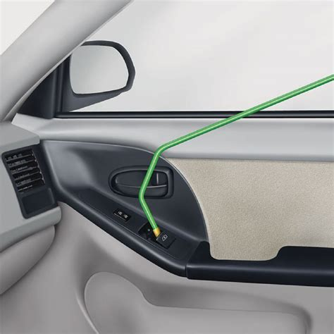 how to unlock car door without key or slim jim how to
