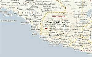 san marcos guatemala location guide