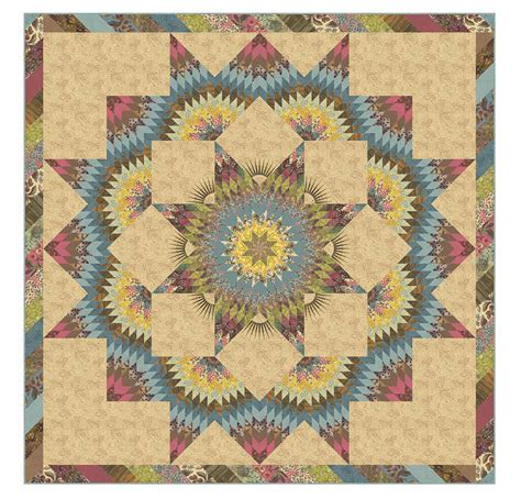 quilt pattern star of bethlehem star of bethlehem quilt is sure to impress quilting digest