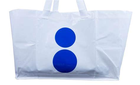 ikea frakta shop ikea redesigns classic blue frakta bags