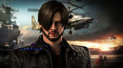 leon s special agent leon s kennedy by kingofshadows26 on