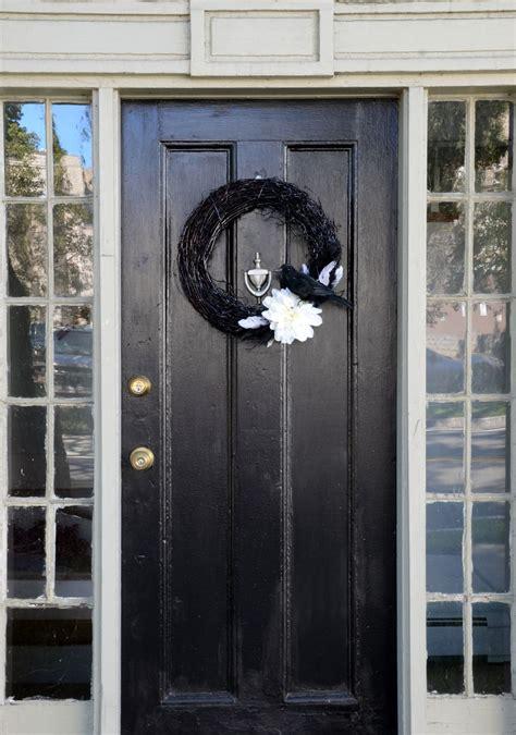 diy wreaths front door easy diy wreath
