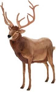 60 quot extra large reindeer stuffed animal