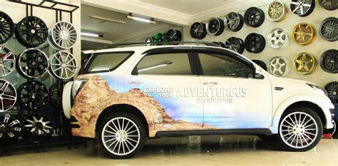 Jakarta Modifikasi Kaki Kaki Velg Mobil Hsr Wheel modifikasi kaki kaki new terios blackxperience